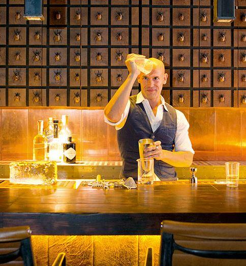 Bartender jobb